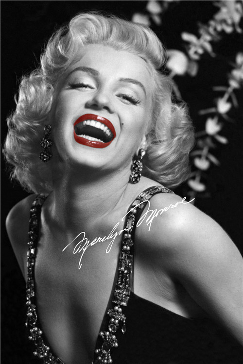 Marilyn Monroe Living Room Decor: Custom Marilyn Monroe Posters And Prints Wall Pictures For