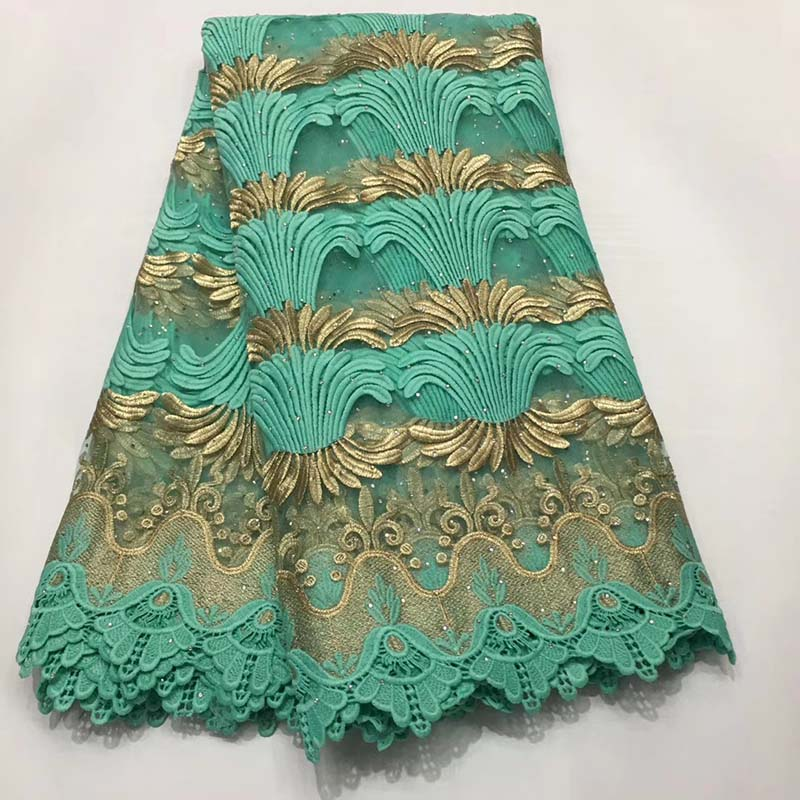 2019 the latest design hot-selling gold embroidery thread, African French lace high-quality fabric lace mesh2019 the latest design hot-selling gold embroidery thread, African French lace high-quality fabric lace mesh