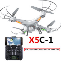 X5C X5C 1 2 4G RC Helicopter Quadcopter Drone With Without Camera Or Wifi Camera Headless