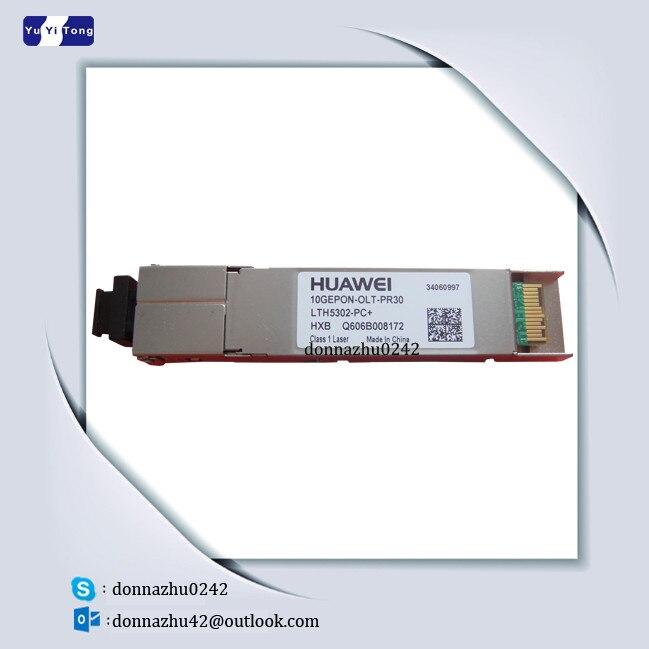 Hxb A Plastic Case Is Compartmentalized For Safe Storage Fiber Optic Equipments Communication Equipments Active Original Hua Wei 10g Sfp Module Epon Olt-pr30 Lth5302-pc