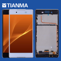 NEW 5 2 1920x1080 IPS For SONY Xperia Z4 LCD Screen Touch Screen For Sony Xperia