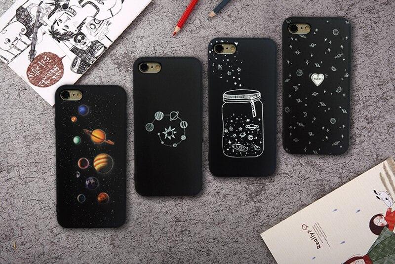 Half-wrapped Case Cellphones & Telecommunications Izyeky Case For Xiaomi Redmi 5a Cute Universe Planet Moon Star Phone Back Cover Redmi 5a Coque For Xiaomi Redmi 5a