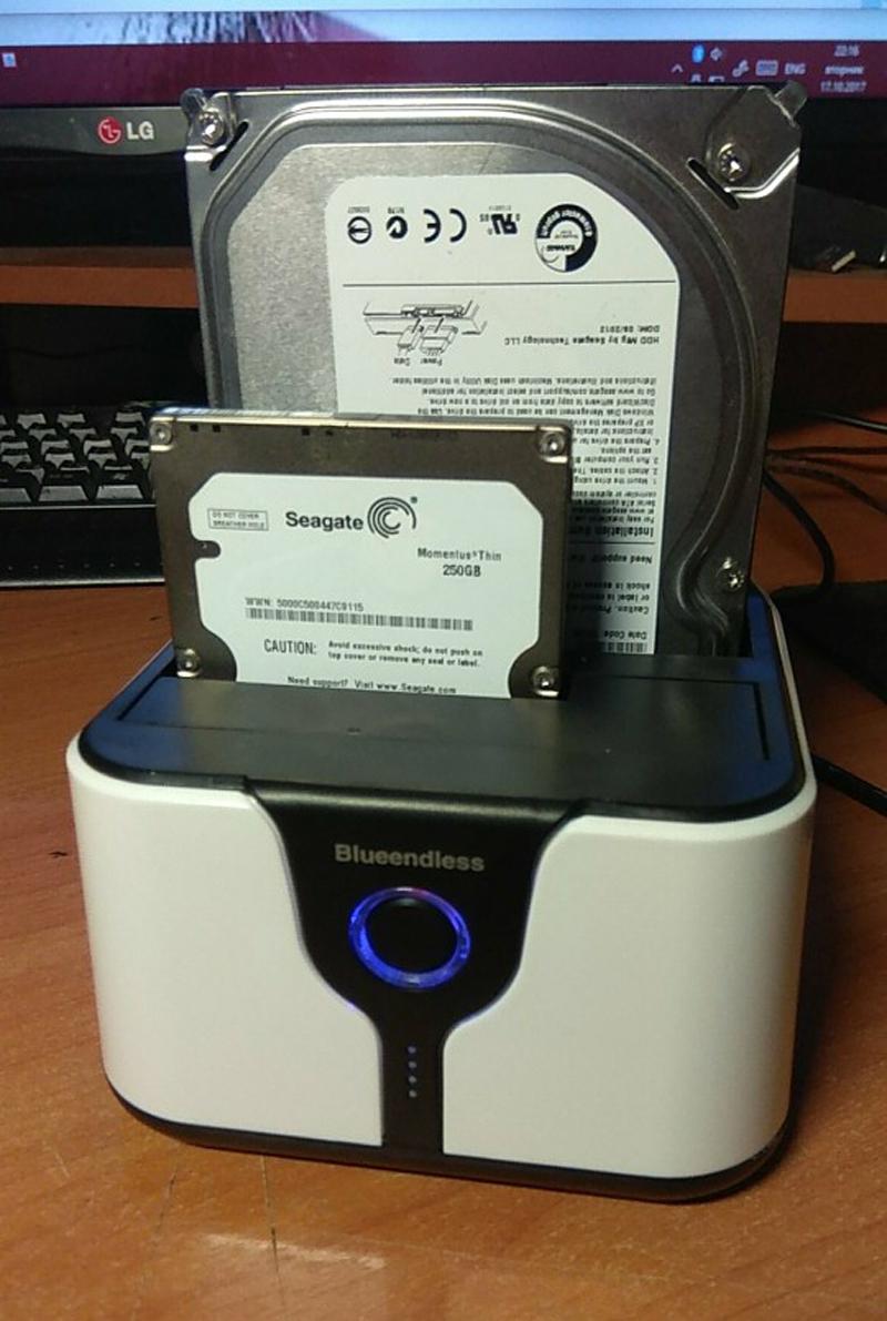 2 bay 3.5''2.5'' hdd ssd enclosure sata hard disk docking