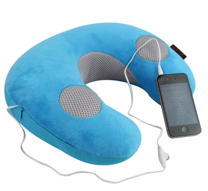travel pillow with speakers online