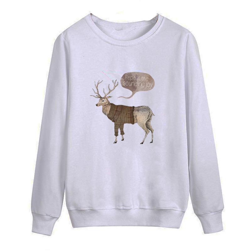Repeat the Sounding Joy 2018 autumn this is me printed Loose Casual long Sleeve Slim Fit T-Shirts
