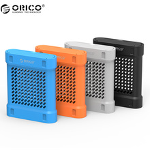 ORICO PHS-35 3.5 inch Silicone Protective Box for Hard Drive High Speed External Enclosure Storage Case Black/Blue/Gray/Yellow