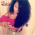 Deep Wave Hair With Closure Mongolian Deep Curly Hair With Closure,8A Best Unprocessed Human Virgin Hair 3 Bundles With Closure,