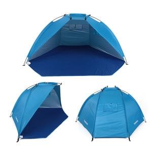Image 3 - TOMSHOO في الهواء الطلق الرياضة ظلة خيمة لصيد الأسماك نزهة شاطئ حديقة التخييم خيمة الخيام التخييم في الهواء الطلق خيمة السفر