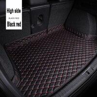 ZHAOYANHUA Car Trunk Mats For Dodge RAM 1500 2500 3500 Avenger Caliber Journey Car Cargo Rear Liner Trunk Mat Carpet