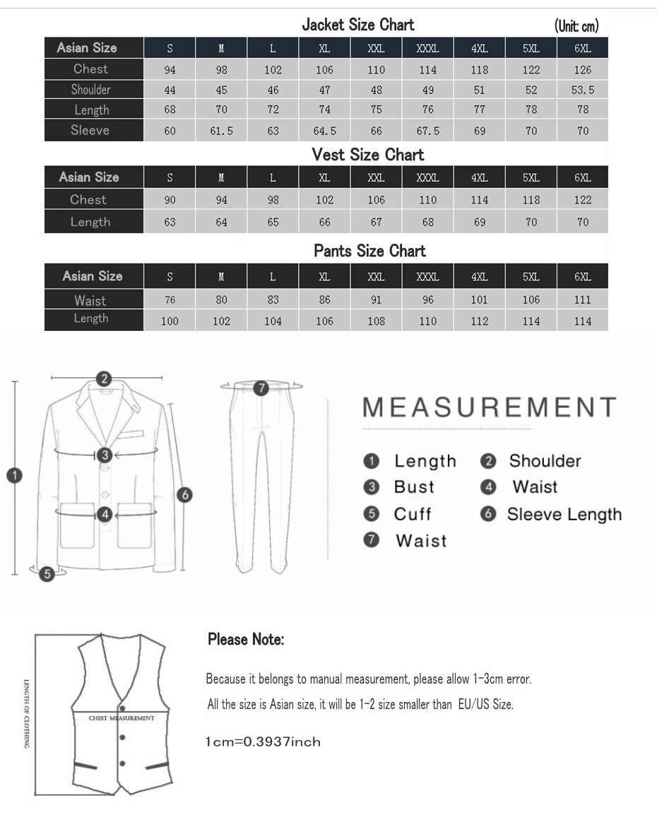 メンズスーツデザイナー 2019 スリムフィット新郎の結婚式のスーツ最新のブルービジネススーツ高品質 3 ピースフォーマルプラスサイズサイズの S-4XL