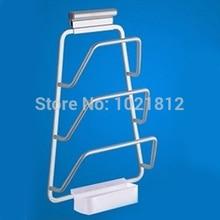 Многофункциональный кухонный держатель/держатель разделочной доски/держатель для крышек посуды Космический алюминиевый антикоррозийный