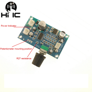 Image 2 - شحن مجاني ميكروفون تردد pt2399 صدى لوحة مجلس وحدة وظيفة تردد لا المضخم preamp الأحادي