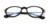 Mulheres do vintage Armações de Óculos TR90 Peso Leve Fino Rx Óculos Redondos Retro Óculos Limpar Lens Moda Eyewear Óptica