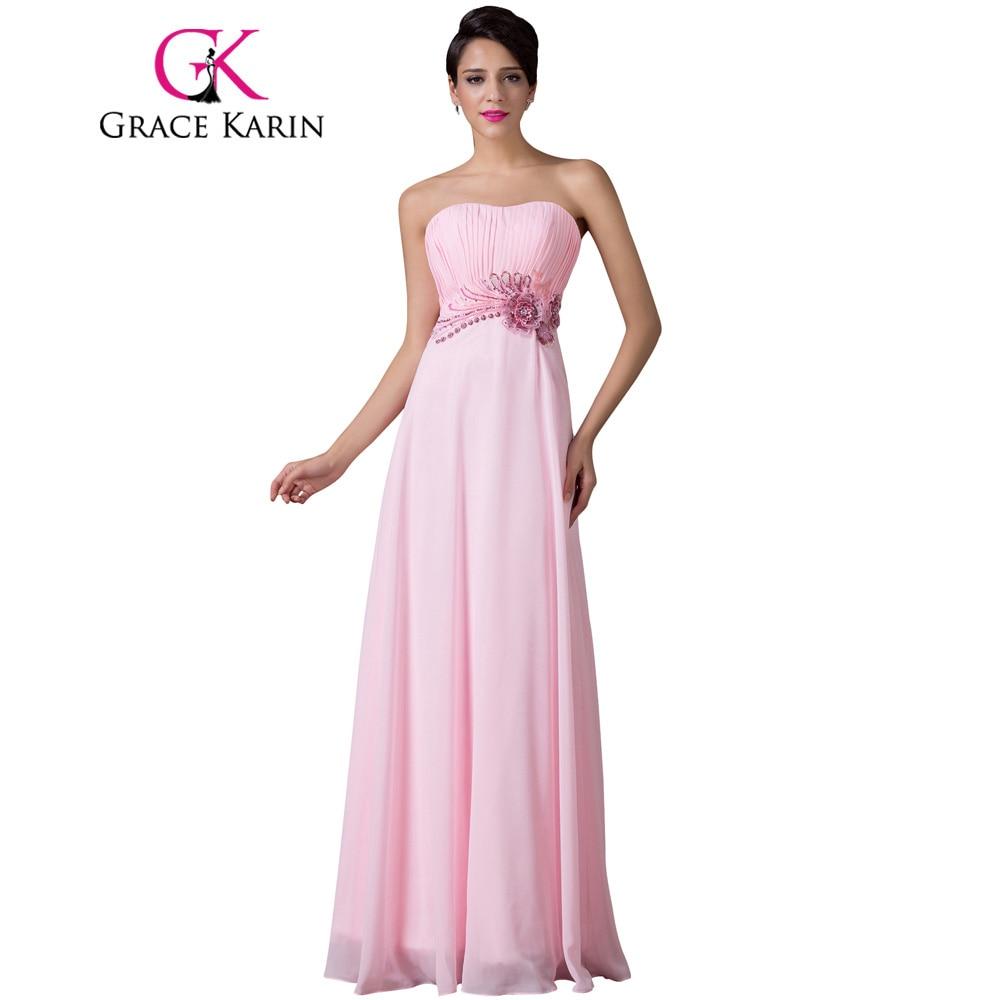 Moderno Vestido Rosado Del Baile De La Vendimia Imágenes - Colección ...