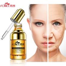 Fonce Argireline Anti Wrinkle Serum Hyaluronic acid Liquid Six Peptides Anti Aging Collagen Lifting firming Ageless