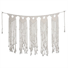 New Bohemian curtain tapestry Living room bedroom wall hanging home decoration pendants Handmade
