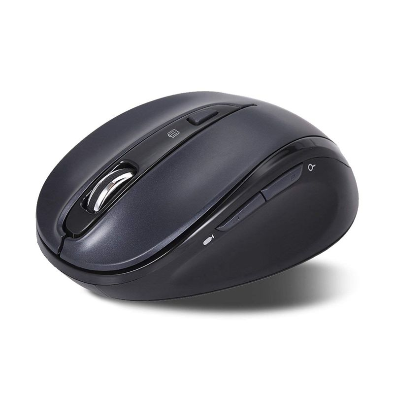 V3 Wireless Mobile Mouse adjustable Voice Typing Command Long Range For Notebook Tablet