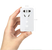 Mini Smart Plug Wifi Socket with Timer / Delay / Period Weirless Control Home Automation for Smartphones