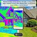 Мобильный телефон внешний тепловизор Handhold Infared Imager для телефона Android QJ888