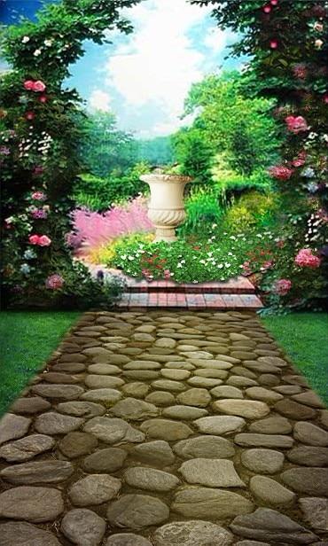 Allenjoy 300cm 200cm About 10ft 6 5ft Background Garden