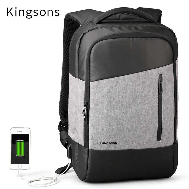 2018 Kingsons Brand Backpack For Laptop 15
