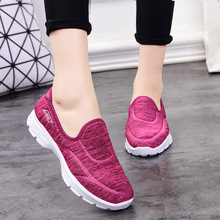 Summer women sneakers without lace casual sneakers shallow women