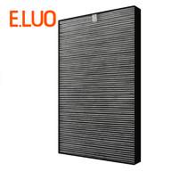 380*240*32mm FZ-Y180SFS HEPA filter dust cleaner parts air purifier for Sharp KC-Y180SW FU-Y180SW