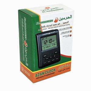 Image 5 - มุสลิมอธิษฐานอิสลามAzanนาฬิกา 1500 เมืองAzanนาฬิกาAthan Adhan Qibla Salahสวดมนต์AL Harameenอาหรับนาฬิกา 3011
