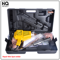 Mini Spot Welder Repair Dent Repair Puller kit Car Tools Hunter Stud Welder Body Recess Repair Spot Welder Gun Welding Machine