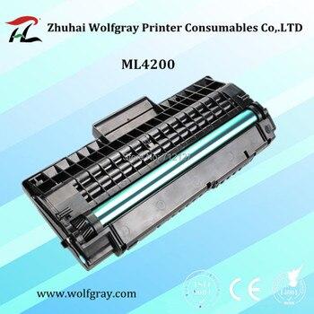 YI LE CAI 1PK ML-4200 ml4200 cartucho de toner laser Compatível para samsung SCX-4200 scx4200 SCX-4300 impressora scx4300