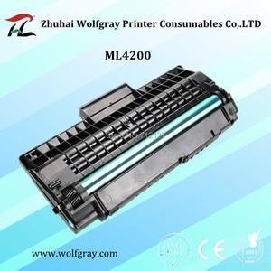 Image 1 - YI LE CAI 1PK kompatybilny toner laserowy ML 4200 ml4200 do samsung SCX 4200 scx4200 SCX 4300 scx4300 drukarki