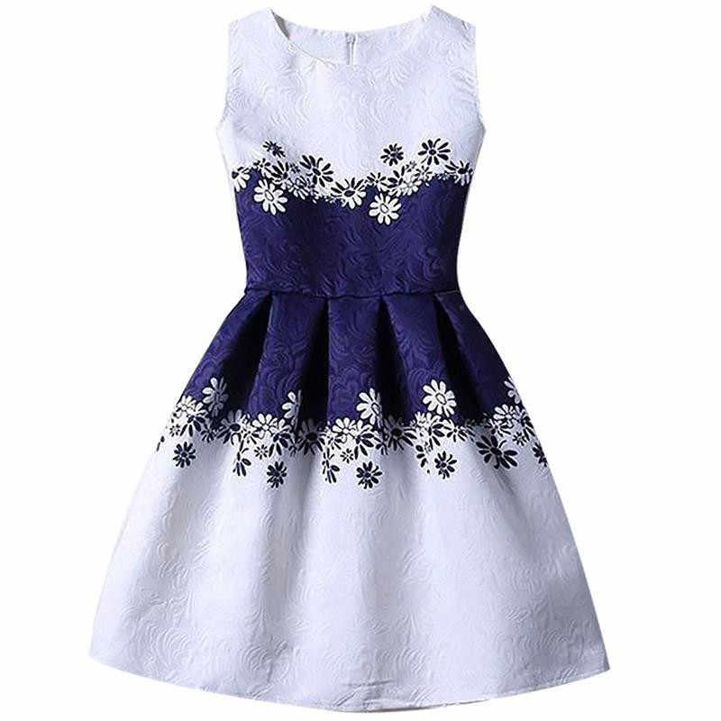 7a45e778178 Подробнее Обратная связь Вопросы о Летнее новое платье для девочек с ...