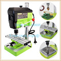 220V jewellers tool Micro Electric Drilling Machine Metal Variable Speed Mini Drill Press Pearl Drilling Jewelry Drill Machines