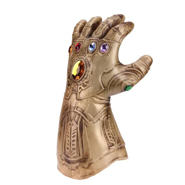 Vingadores Thanos Infinity Gauntlet Luva Guerra Ferramentas Cosplay Chapelaria Máscara Festa de Halloween Adereços Meninos de Super-heróis Sonho Presentes