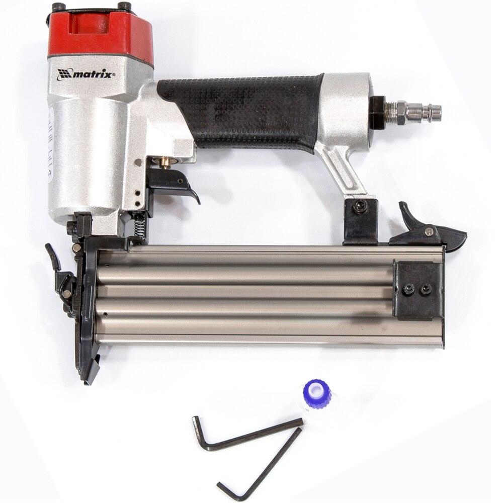 Nailer pneumatic MATRIX 57410 pneumatic nail gun matrix 57410