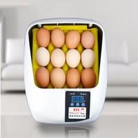 220V 12 Eggs Incubato Chicken Quail Pigeon Bird Incubator Give The European Standard Plug Household Hatching Machine Has Many