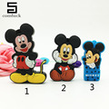 Plena capacidad pendrives 16 gb Mickey mouse usb flash drive de 8 gb usb palo de 64 gb de disco flash usb de 32 gb de memoria flash card 4 gb unidades