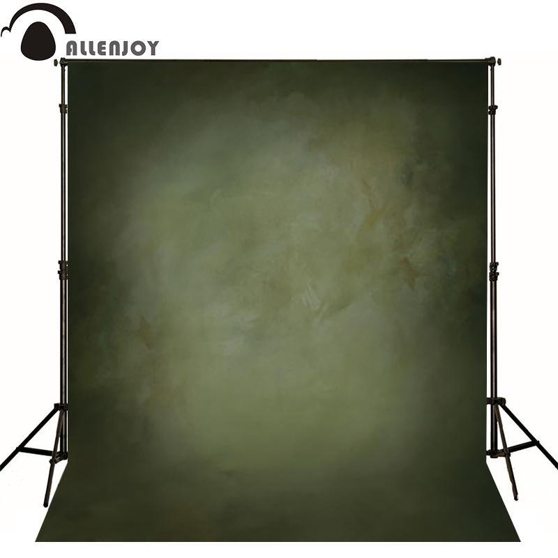 Prix pour Allenjoy Mince tissu Vinyle photographie Toile de Fond Flou Intérieur tir props Pur Couleur Photographie Fond Pour Studio MH-056