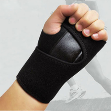 30pcs/lot Unisex Style Elasticity Hand Bracers Adjustable Antiskidding Wrist Supports Outdoor Exercise Sports Outfits os727