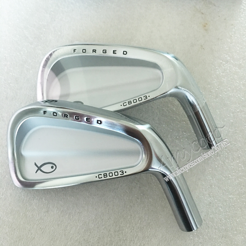 New mens Golf head CB003 Forged Golf irons head set 3-9P Golf Clubs head no shaft Free shipping new golf head romaro alcobaca tour stream forged carbon steel golf wedge head have 50 56 58 deg loft no golf shaft free shipping
