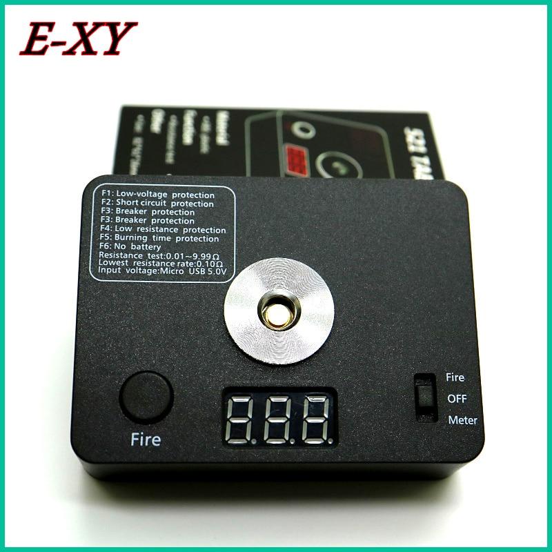 E-XY 521 TAB Mini V3 مجموعة أدوات أوم متر لفائف - السجائر الإلكترونية