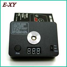 E-XY 521 TAB Mini V3 Tool Kit Ohm meter coil periksa Digital Dengan Uji Resistensi / USB Pengisian Fit 18650 Baterai