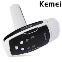 Kemei KM 6812 Photon Laser Painless Permanent Hair Removal Device Epilator ABS Materials Electric Epilator