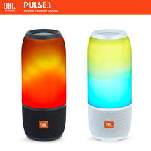 JBL Pulse3 Portable Bluetooth Lightshow Music Speaker Colorful Voice Assistant Stereo Speaker IPX7 Waterproof With Speakerphone(China)