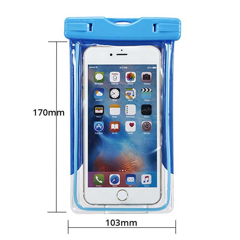 best service edd98 67f9c Waterproof Case For Huawei P20 Pro P20 Mate 10 Lite Nova 2s Mate 10 Pro P10  Lite Universal Under Water Cover Smartphone Bag Case