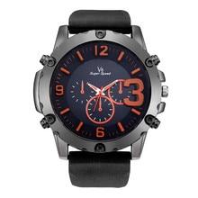 Reloj de los hombres 1 UNIDS Moda hombres Estudiantes Deportes de Gel de Sílice Fina Reloj de cuarzo 100% Nuevo de Alta Calidad y de Lujo Ocasional Simple M1