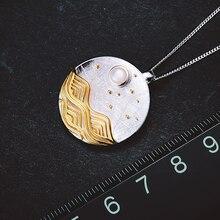 Kuutamo Sterling Silver Pendant