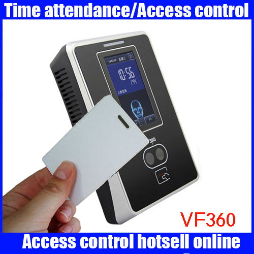 VF360 biometric facial access control and time attendance 3 inch touch screen face and RFID card time attendanceVF360 biometric facial access control and time attendance 3 inch touch screen face and RFID card time attendance