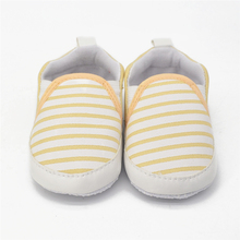 Lazy Man Baby Shoes Striated Elastic Shallow For 0-1 Years Girl & Boy High Quality New Design Walkers Whloesale