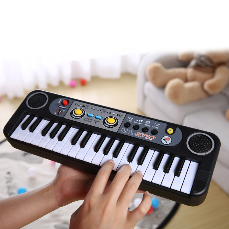 37-Keys-Kids-Piano-Black-keyboard-Musical-Educational-Toys-For-Children-Kids-Musical-Instrument-Professional-Musical-Toys-Gift-4